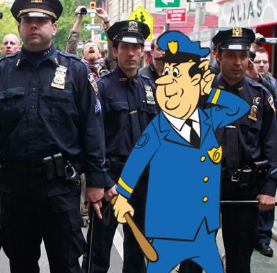 NYPD Dibble