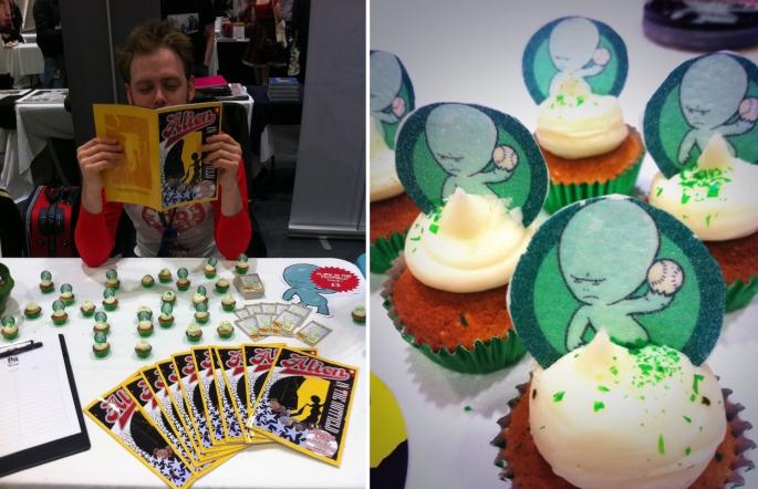 lscc alien cupcakes